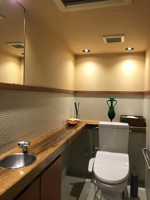 中2階WC
