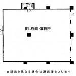 ラカーサ桃山1階間取図