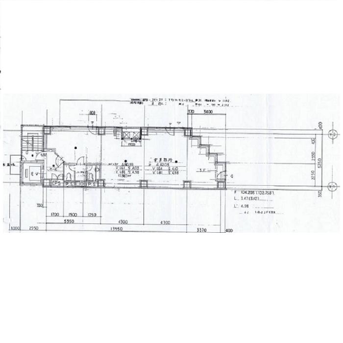 GI368 3階平面図