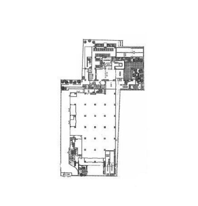 泉1 パムスガーデン 平面図