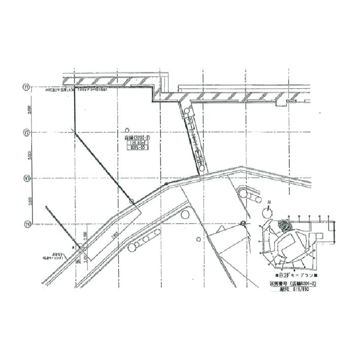 名駅4 モード学園スパイラルタワーズ 平面図