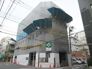 Plumeria名駅二丁目 外観