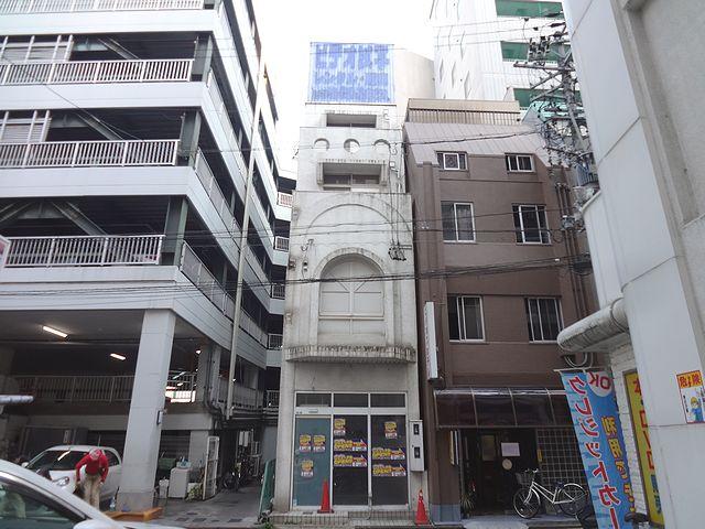 椿町5階建一棟貸し 外観