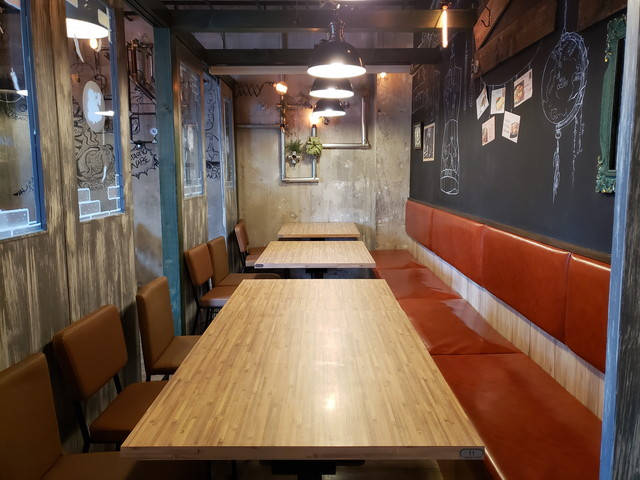 【スターヒルズ15:3階26.88坪】「星ヶ丘駅」徒歩2分!飲食店可能です!(内装)