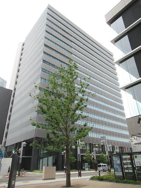 名古屋クロスコートタワー外観①