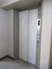 シーアイマンション南大津エレベーター