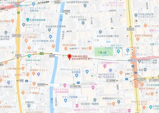 NORE伏見 地図