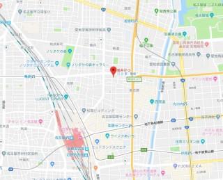 菊井かつマップ