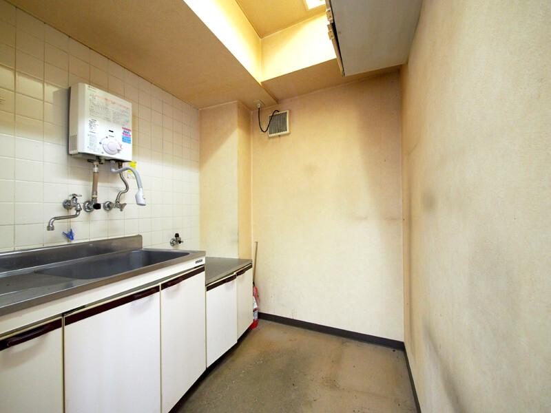 2階給湯室