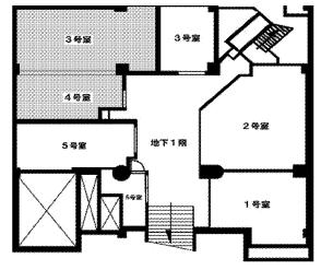 覚王山通9 覚王山プラザ 間取り