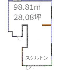 グラン名駅 間取