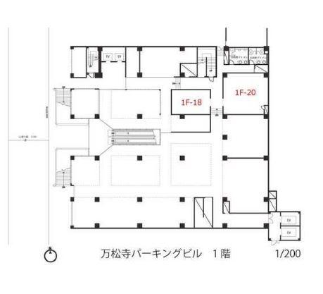 万松寺パーキングビル 図面