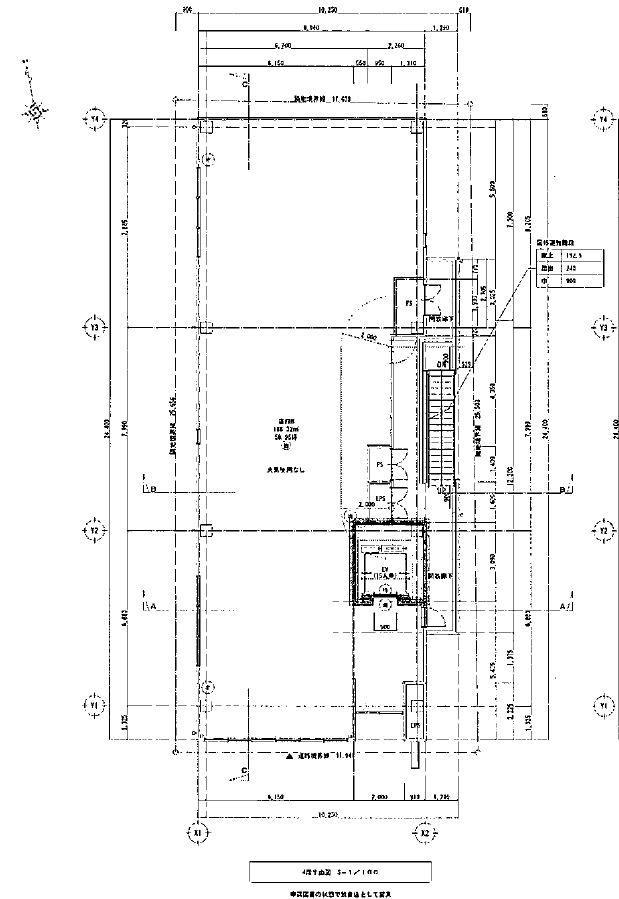 金山新築計画 図面