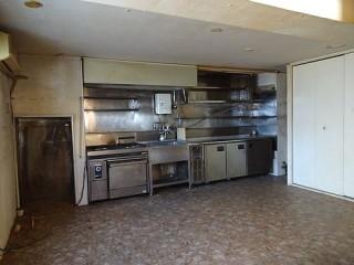 エステイタスMH-2 1階厨房