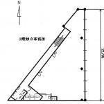 マンションフリーベル2階図面