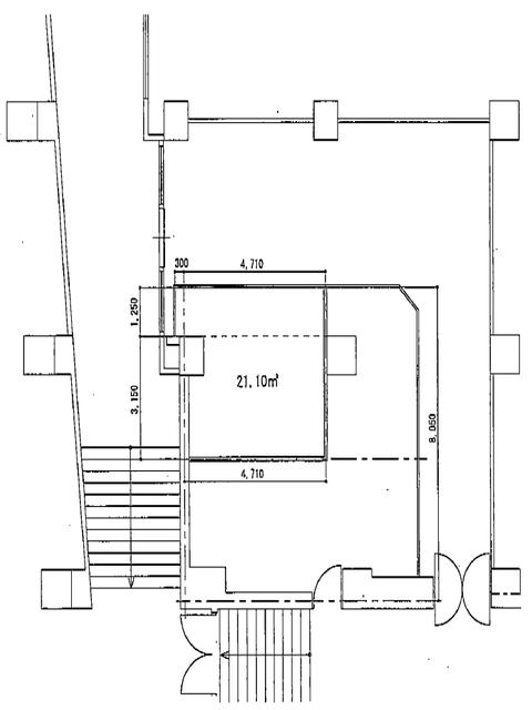 チカシン池下店舗(間取)