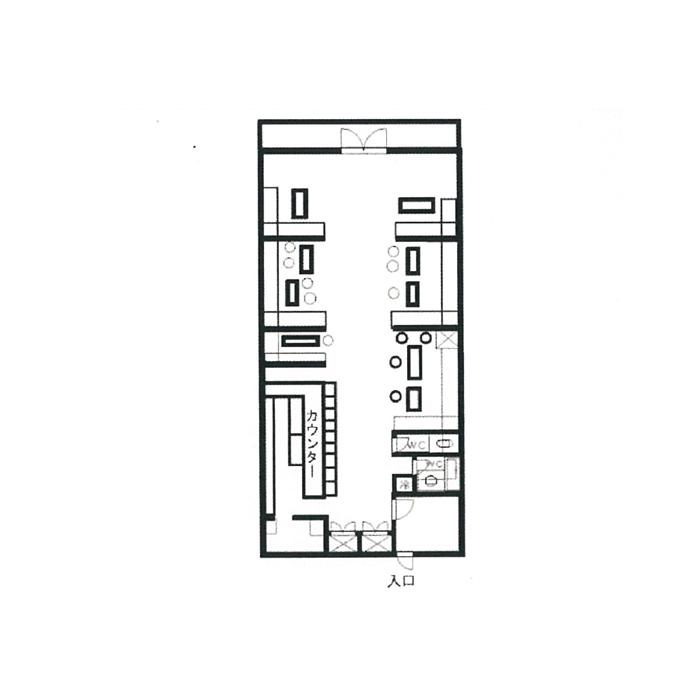 泉2 ファーストタウン 間取図