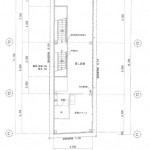 RS名駅南一丁目ビル平面図