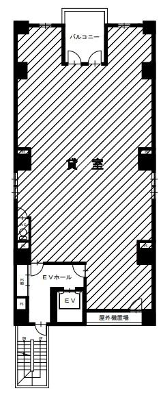 Tham Park3階間取図