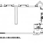マルイト名古屋ビル8階平面図