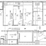 大丸ビル8階平面図