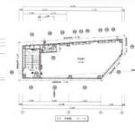 葵一丁目新築店舗2階平面図