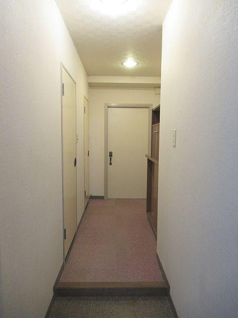902号室玄関