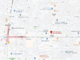 広路通一丁目店舗 地図