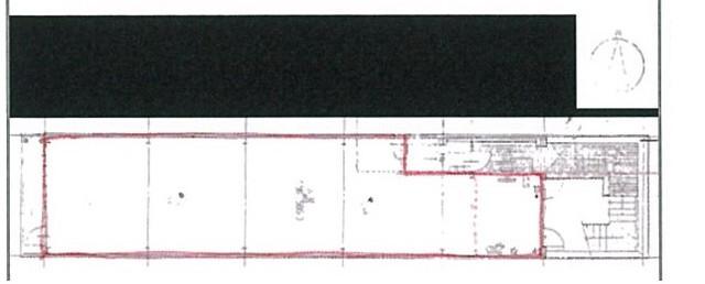 【ICビル :2階31.51坪】地下鉄鶴舞線「川名」駅徒歩3分!檀溪通沿いで視認性に優れています!(間取)