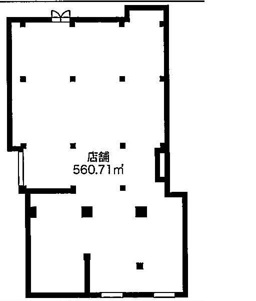 【ブライムスイート建中寺:1階 169.61坪】