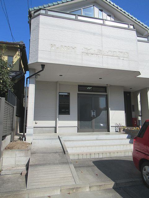 宝地町1階倉庫付貸店舗・事務所 外観2