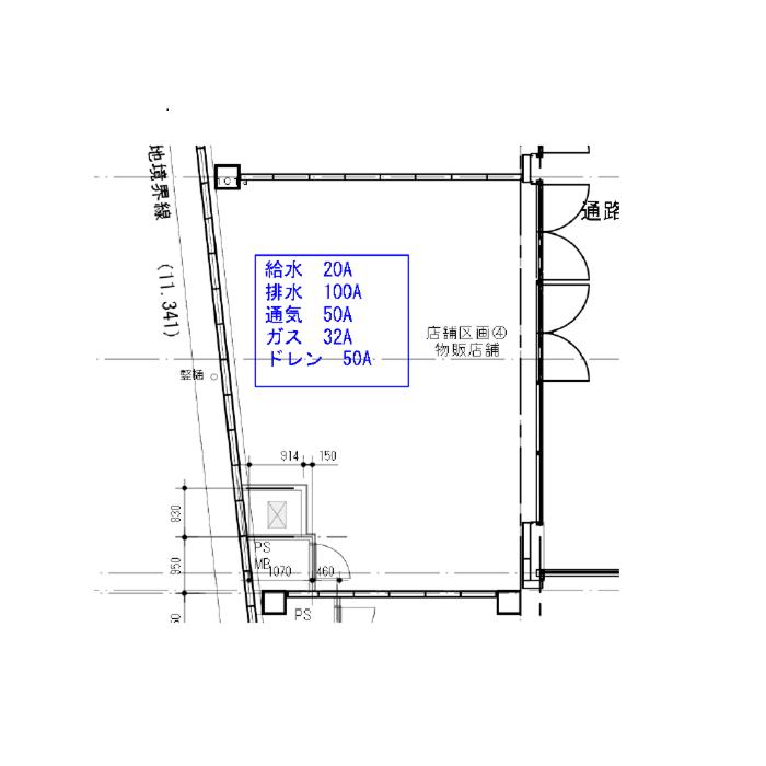 栄3 サカエサウスピークス 平面図