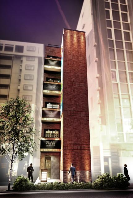 今池5丁目新築 パース