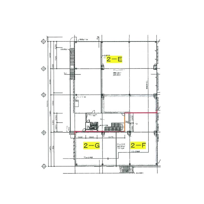 鳴子町3 ナルコス 平面図