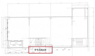 ATS広小路ビル3階平面図