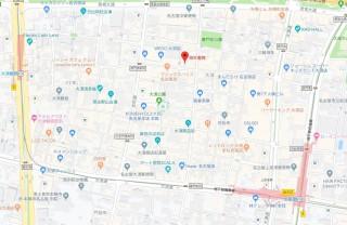 河合ビル 地図