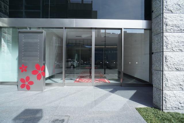 錦2 さくらHills NISHIKI Platinum Residence エントランス
