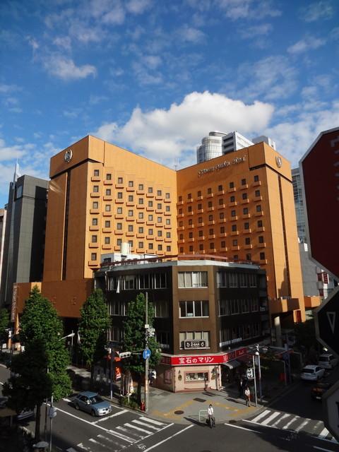 栄3 プリンセスガーデンホテル 外観