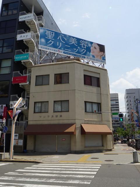 栄3 マエマス画廊貸店舗 外観①(外観)