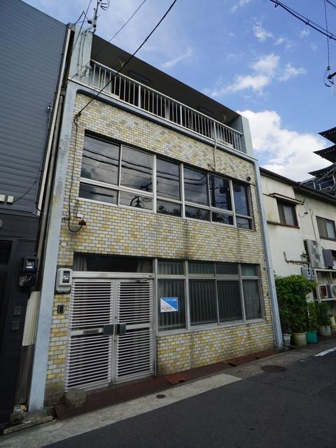 大須3 万松寺店舗2003-1 外観