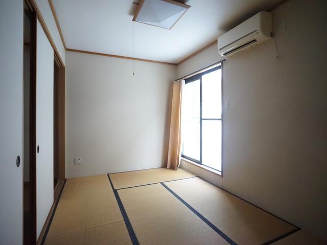 2階住居内観①