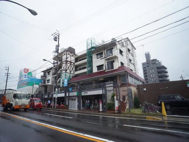 石川橋ガーデンプラザ 外観①
