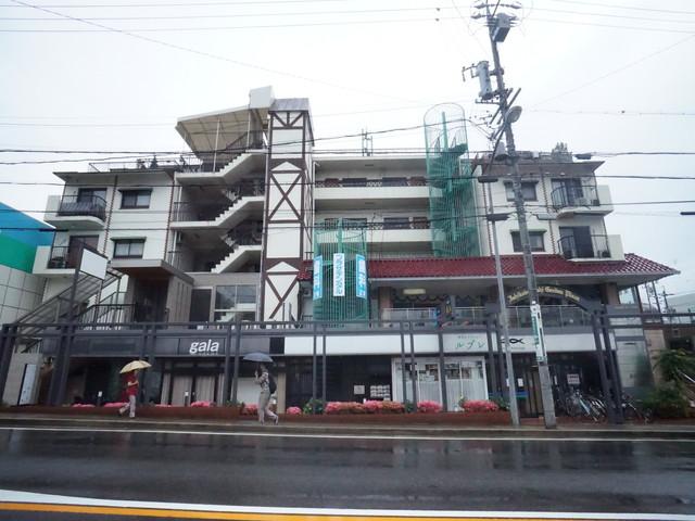 石川橋ガーデンプラザ 外観②