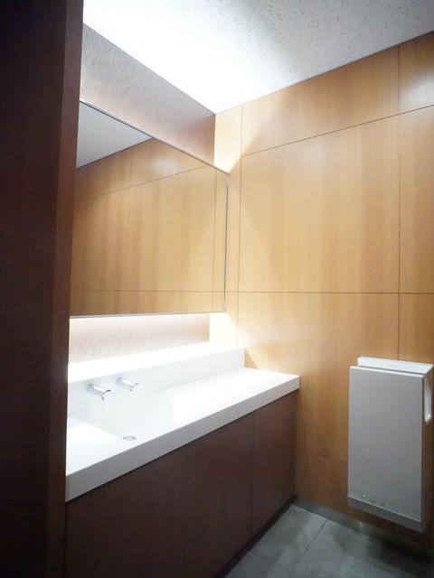 共用部トイレ①
