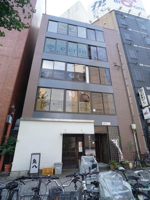 名駅3 MAIビル 外観
