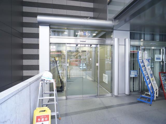 名駅4 名駅IMAIビル エントランス