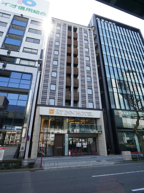 名駅4 アットインホテル名古屋 外観