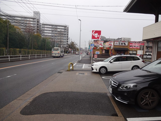砂田橋5丁目貸店舗(周辺)