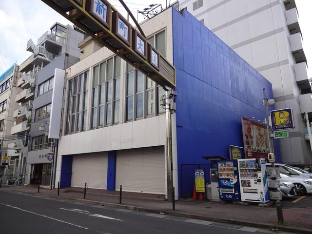 矢場町店舗ビル:1階~R階274.42坪(外観)