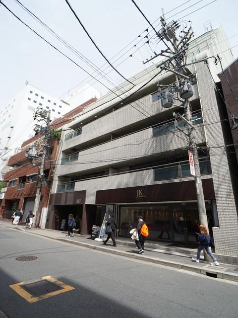 栄3 伊東屋中駒ビル本館 外観